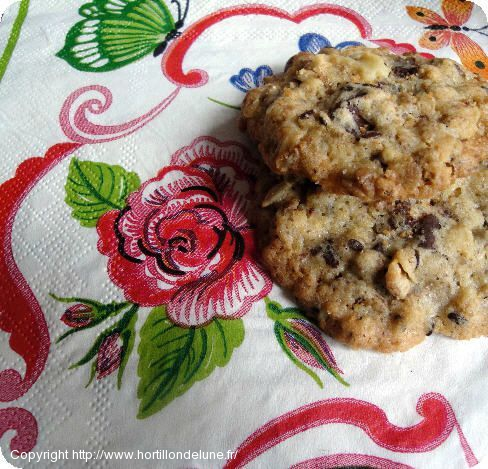 Cookies aux betteraves
